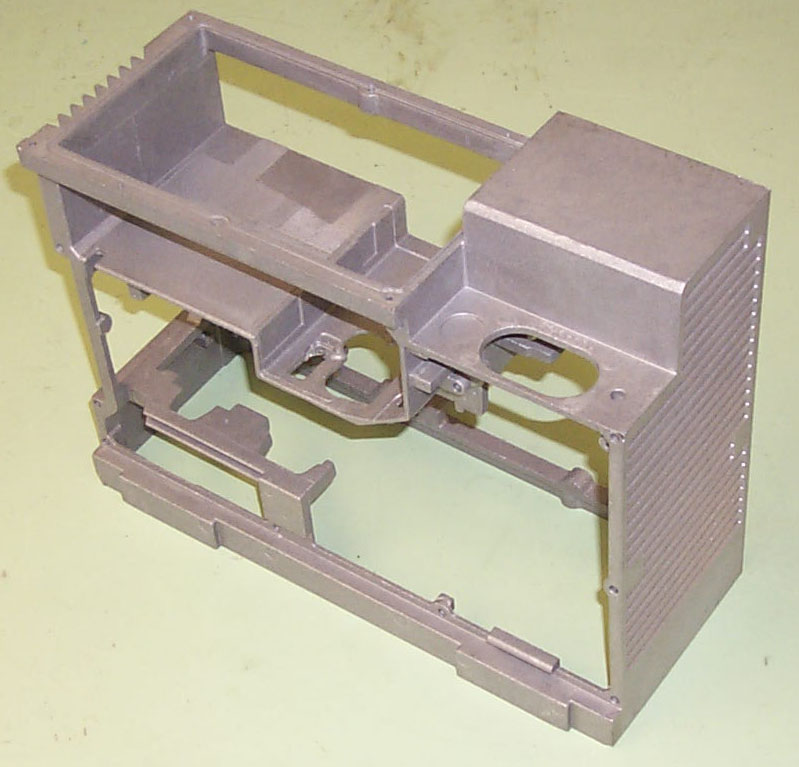 Die Casting - die casting overview